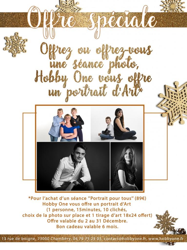 Offre de Noël - 10X13